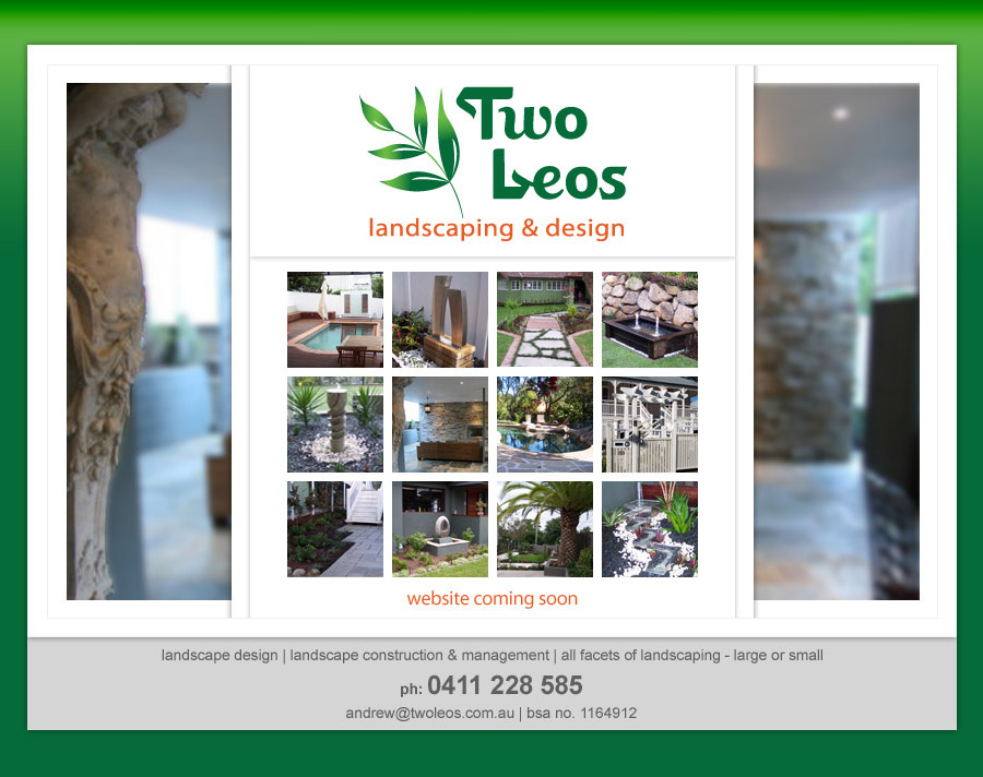 Two Leos - Landscaping and Design
